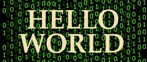 História Hello World!